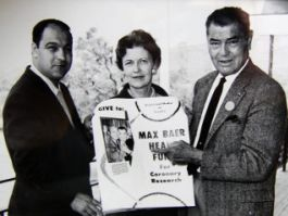 max baer, ruth cameron, jack dempsey